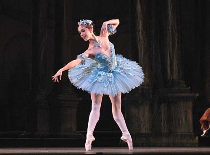 bailarinas profesionales de ballet famosas